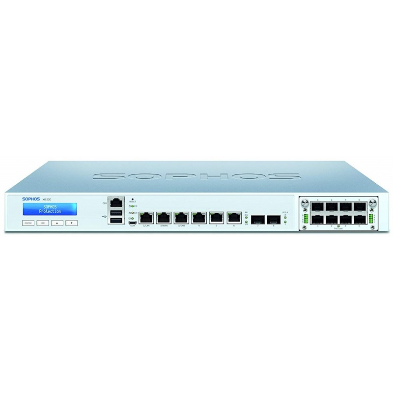 Sophos XG 230 + Total Protect 1-Year
