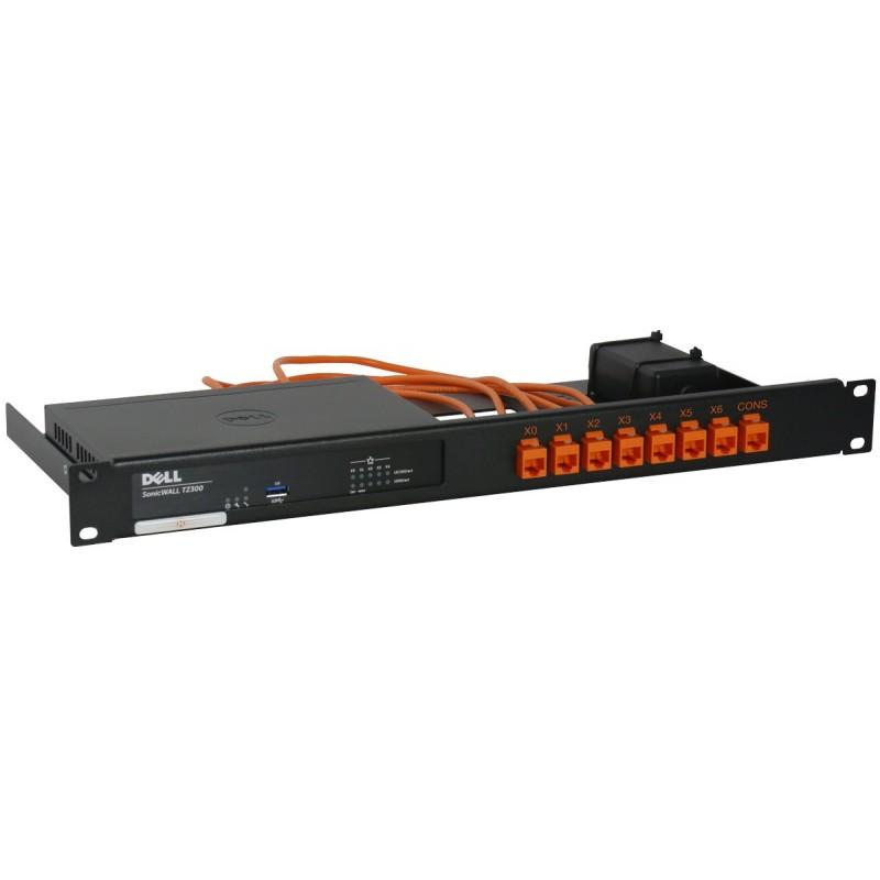 SonicWall TZ300/TZ400 - Kit de montaje en rack