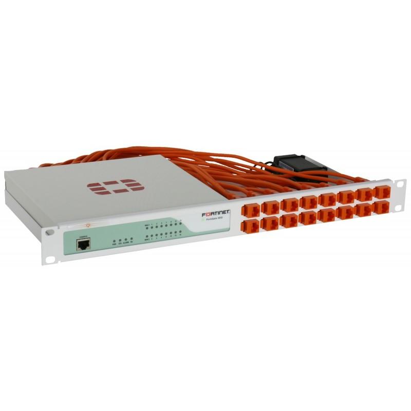 FortiGate 70D/90D/90E/91E/92D - Kit de montaje en rack